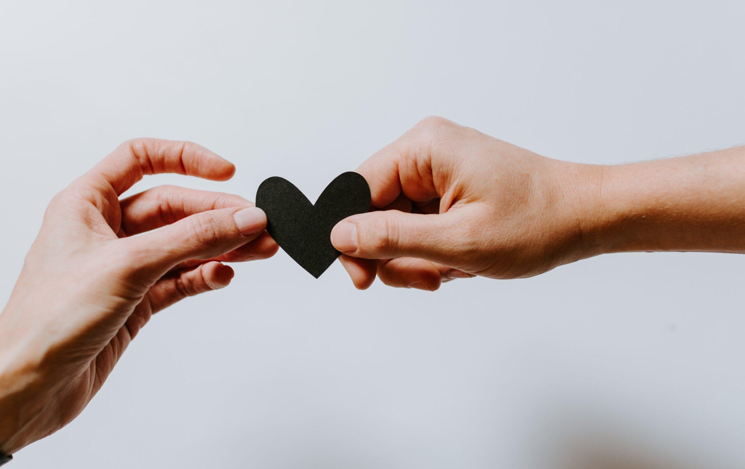 Un corazón como el de Jesús