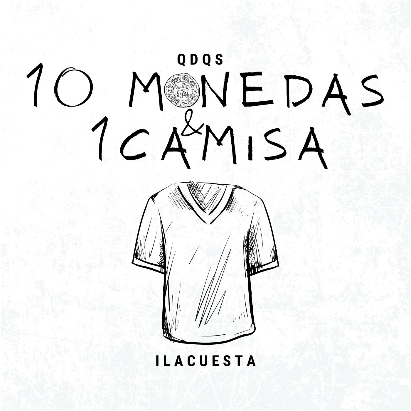 10 monedas y 1 camisa